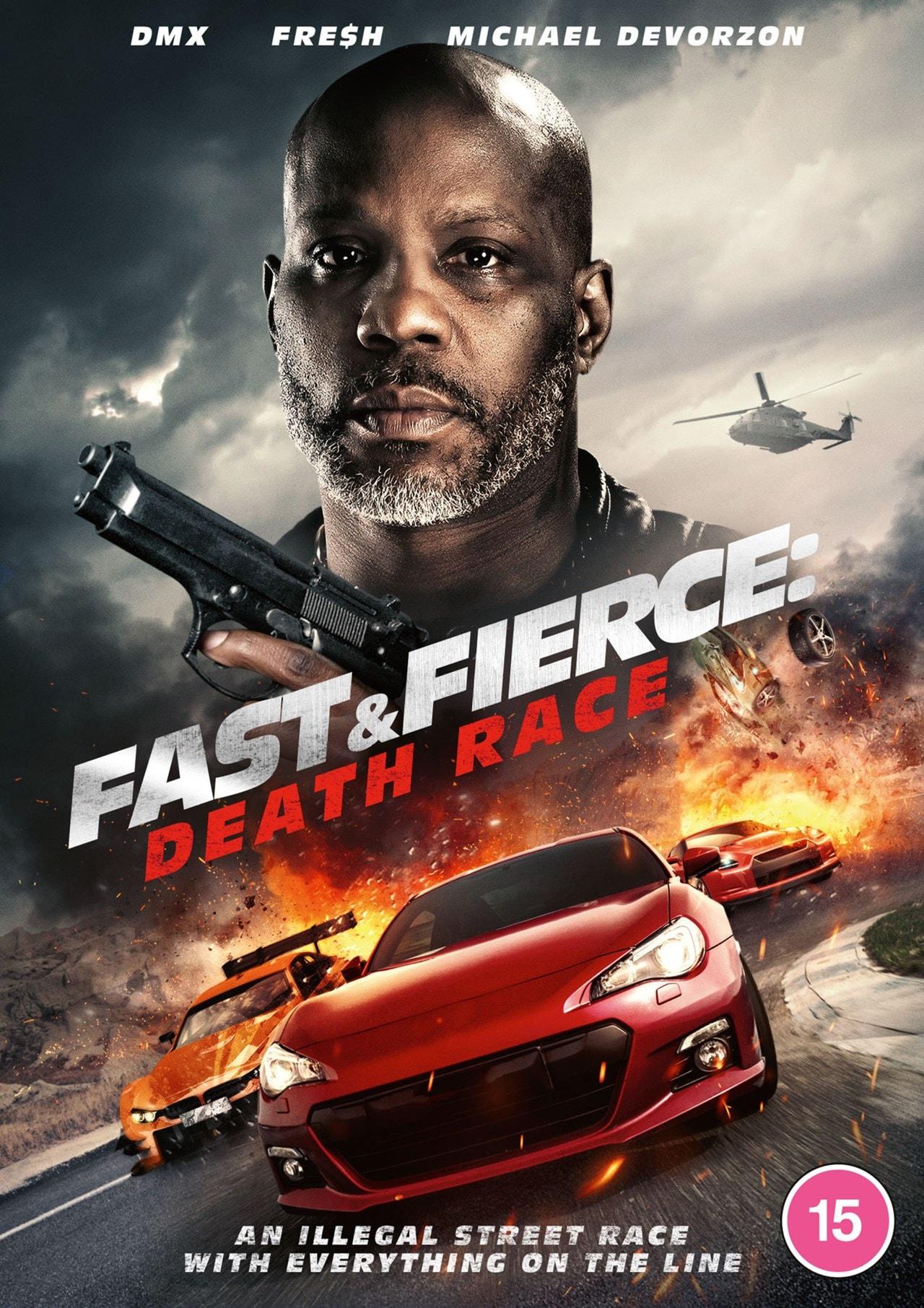 دانلود فیلم اکشن Fast and Fierce: Death Race 2020 سریع و خشن: مسابقه مرگ
