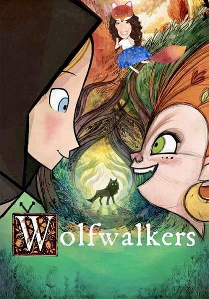 دانلود انیمیشن ولف واکر با دوبله فارسی Wolfwalkers 2020