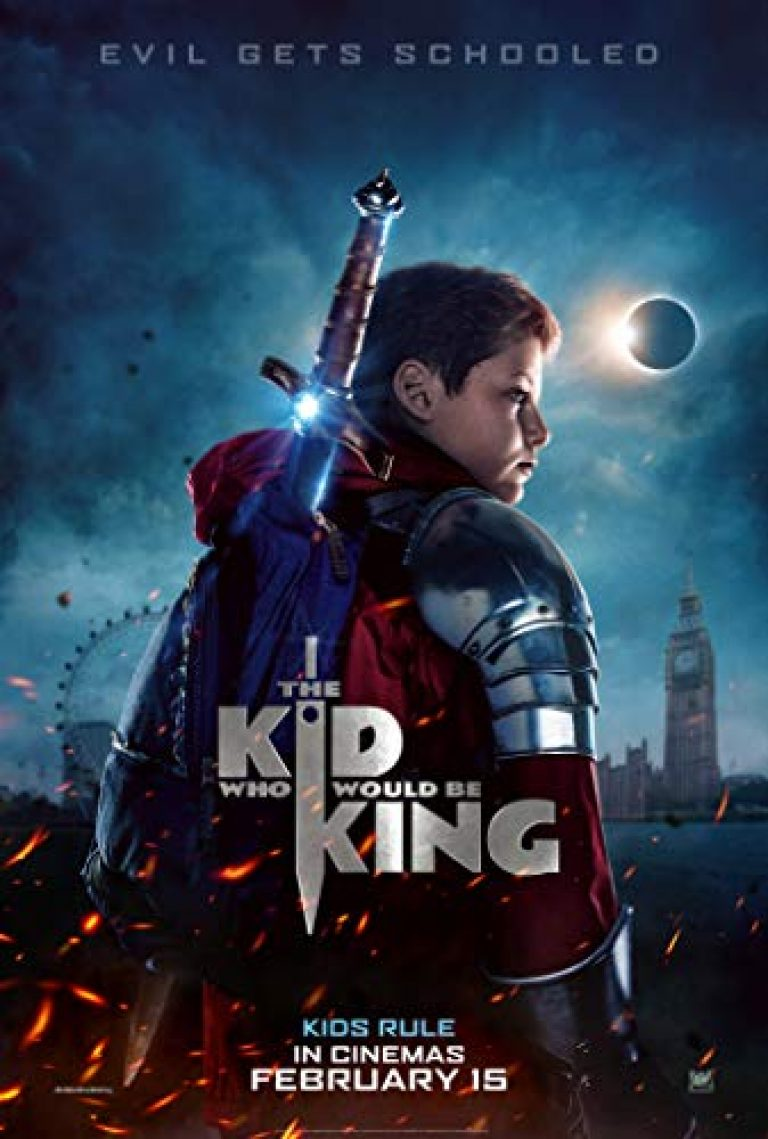 دانلود فیلم فانتزی The Kid Who Would Be King 2019 کودکی که پادشاه خواهد شد ۲۰۱۹ با دوبله فارسی