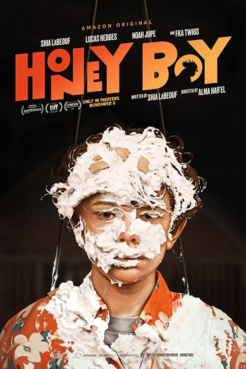 دانلود رایگان فیلم Honey Boy (2019) بدون سانسور