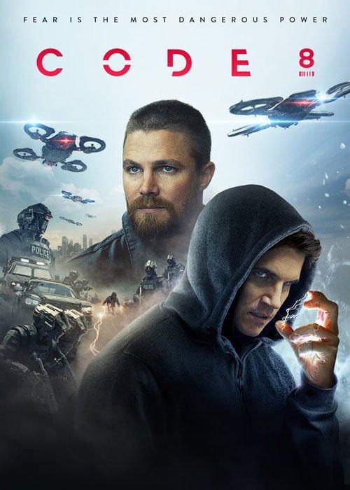 فیلم کد 8 دوبله فارسی Code 8 2019