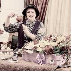مريم اميرجلالي بازيگر سينما در شب يلدا