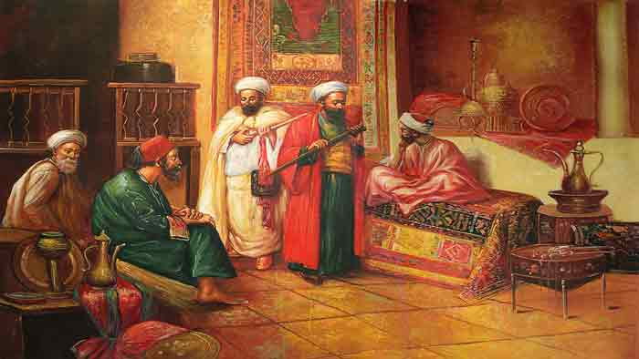 معنی حکایت زیرکی فارسی پنجم