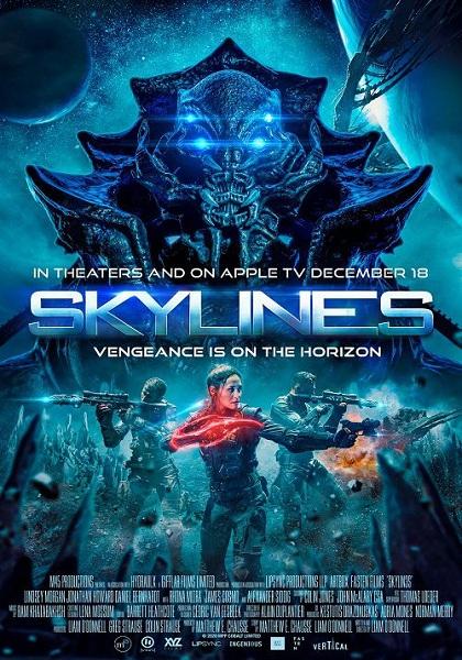دانلود فیلم Skylines 2020