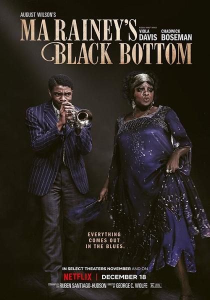 دانلود فیلم Ma Raineys Black Bottom 2020