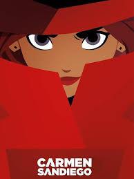 دانلود مجموعه کامل کارمن سندیگو Carmen Sandiego فصل اول با دوبله فارسی