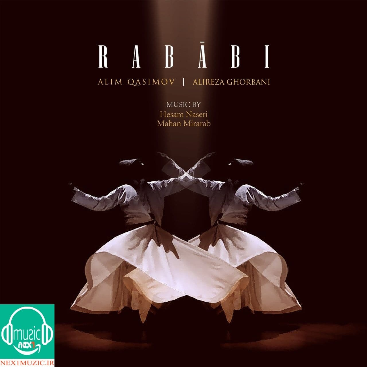 آهنگِ جدید و زیبایِ عالیم قاسیموف و علیرضا قربانی به نامِ «ربابی»