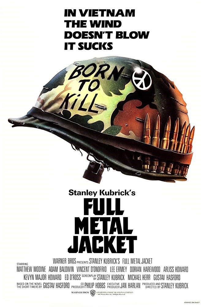 دانلود فیلم Full Metal Jacket 1987 با زیرنویس فارسی چسبیده