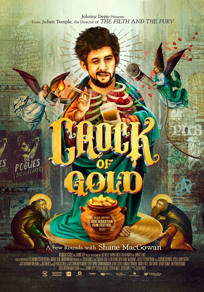 دانلود فیلم Crock of Gold: A Few Rounds with Shane MacGowan 2020