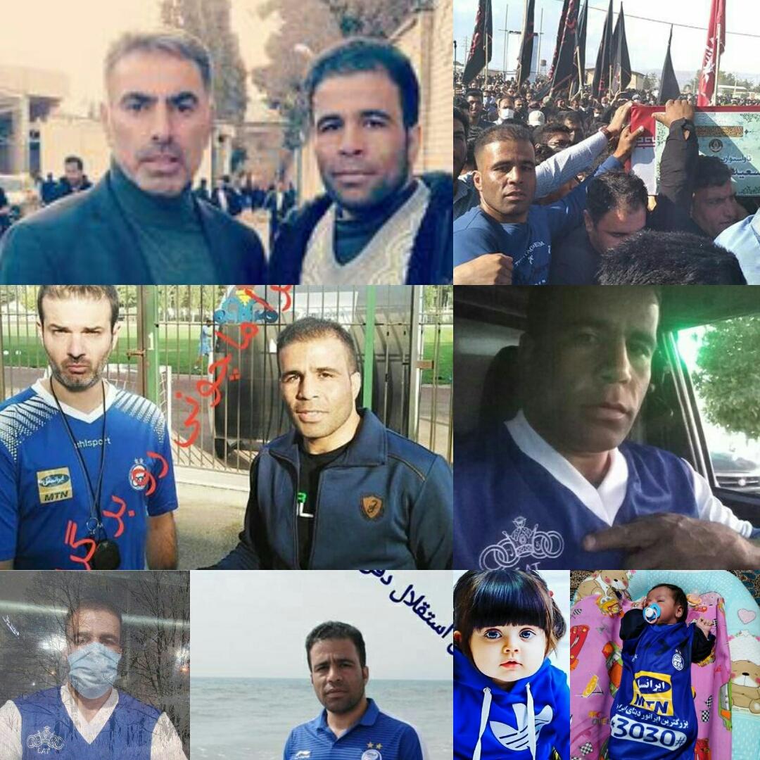 کاربران وبسایت استقلال ایرانم