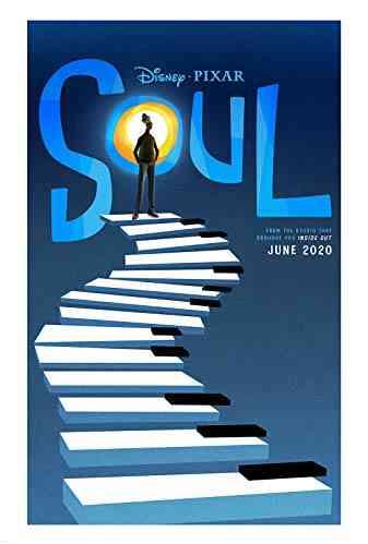 دانلود انیمیشن جدید Soul 2020 روح با دوبله فارسی