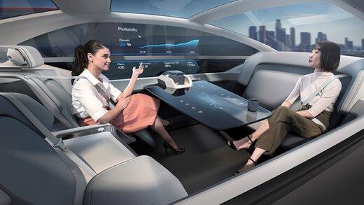 نمایشگر خودرو هواوی Smart Screen