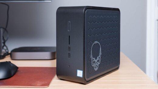 معرفی جدیدترین کامپیوتر Intel NUC 9: اندازه کوچک با کارایی بالا