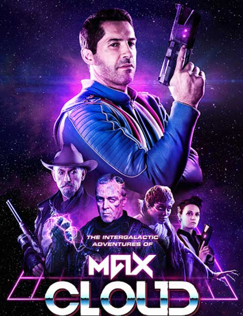 فیلم مکس کلود دوبله فارسی Max Cloud 2020