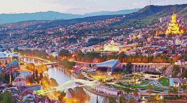 جاذبه های گردگشگری گرجستان