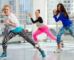 تناسب اندام با ورزش زومبا / کاهش وزن با زومبا