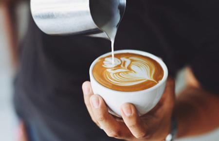 نحوه درست کردن کافه لاته