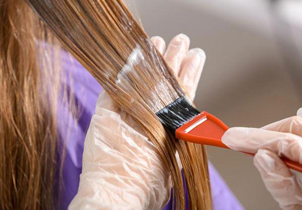 راههای درمان حساسیت به رنگ مو