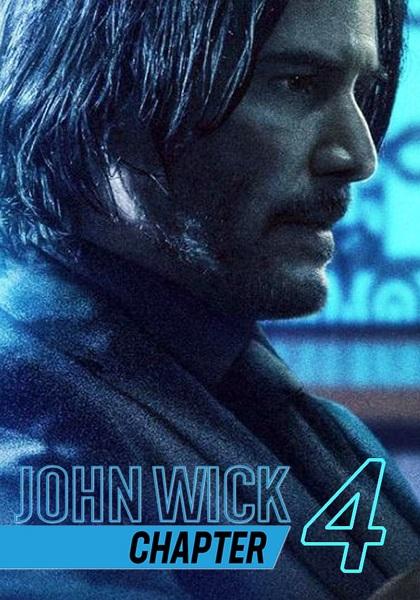 دانلود فیلم جان ویک 4 John Wick 4 2022