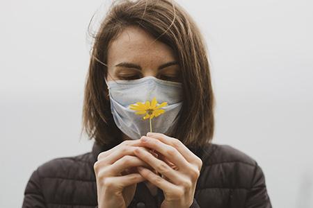 از دست دادن حس بویایی،درمان از دست دادن حس بویایی