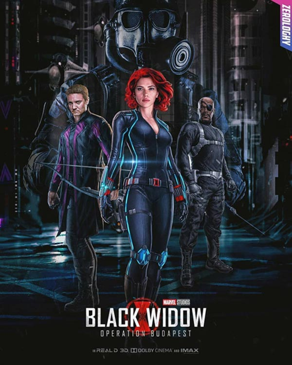 دانلود فیلم Black Widow 2020 بیوه سیاه