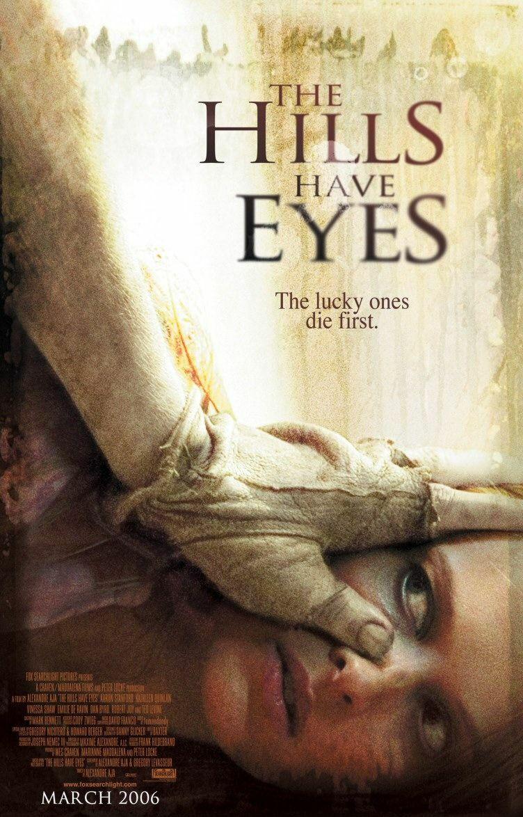 دانلود فیلم تپه ها چشم دارند 1 | The Hills Have Eyes 1 2006