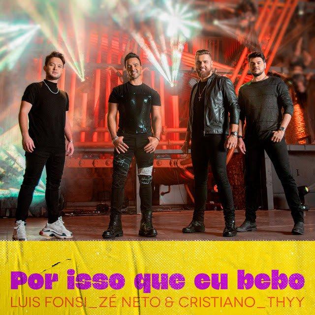 متن و ترجمه آهنگ Por Isso Que Eu Bebo از لوییس فونسی