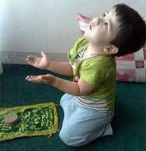 چه کنيم که کودک نماز خواني داشته باشيم؟