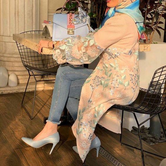 مدل مانتو عید ۹۹ لاکچری