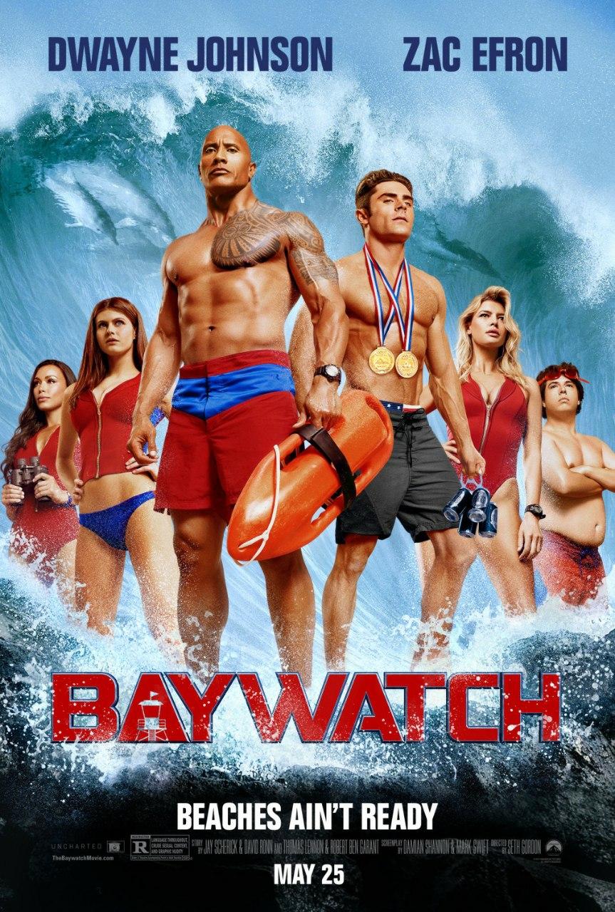 فیلم گارد ساحلی | Baywatch 2017