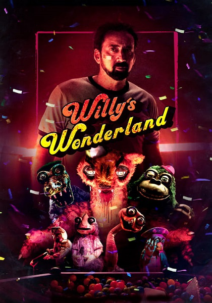 دانلود فیلم سرزمین عجایب والی Willys Wonderland 2021