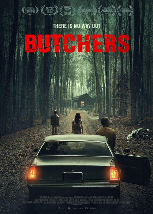 فیلم قصابها دوبله فارسی Butchers 2020