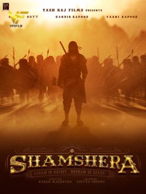دانلود فیلم شمشرا Shamshera 2021