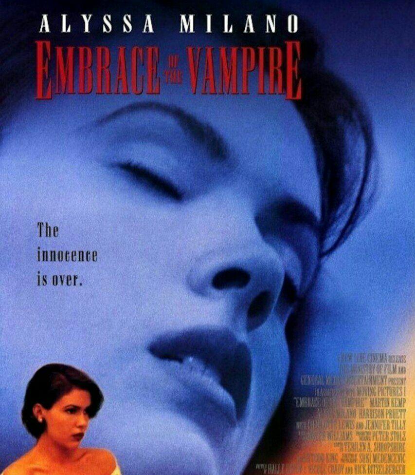 دانلود رایگان فیلم فیلم Embrace Of The Vampire 1995 با زیرنویس چسبیده فارسی