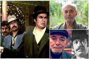 بازيگر قديمي سينماي ايران در لندن درگذشت