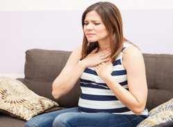 توصيه هاي مهم براي کاهش سوزش سر دل در بارداري