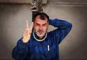 مسعود ده نمکي پاي چوبه دار