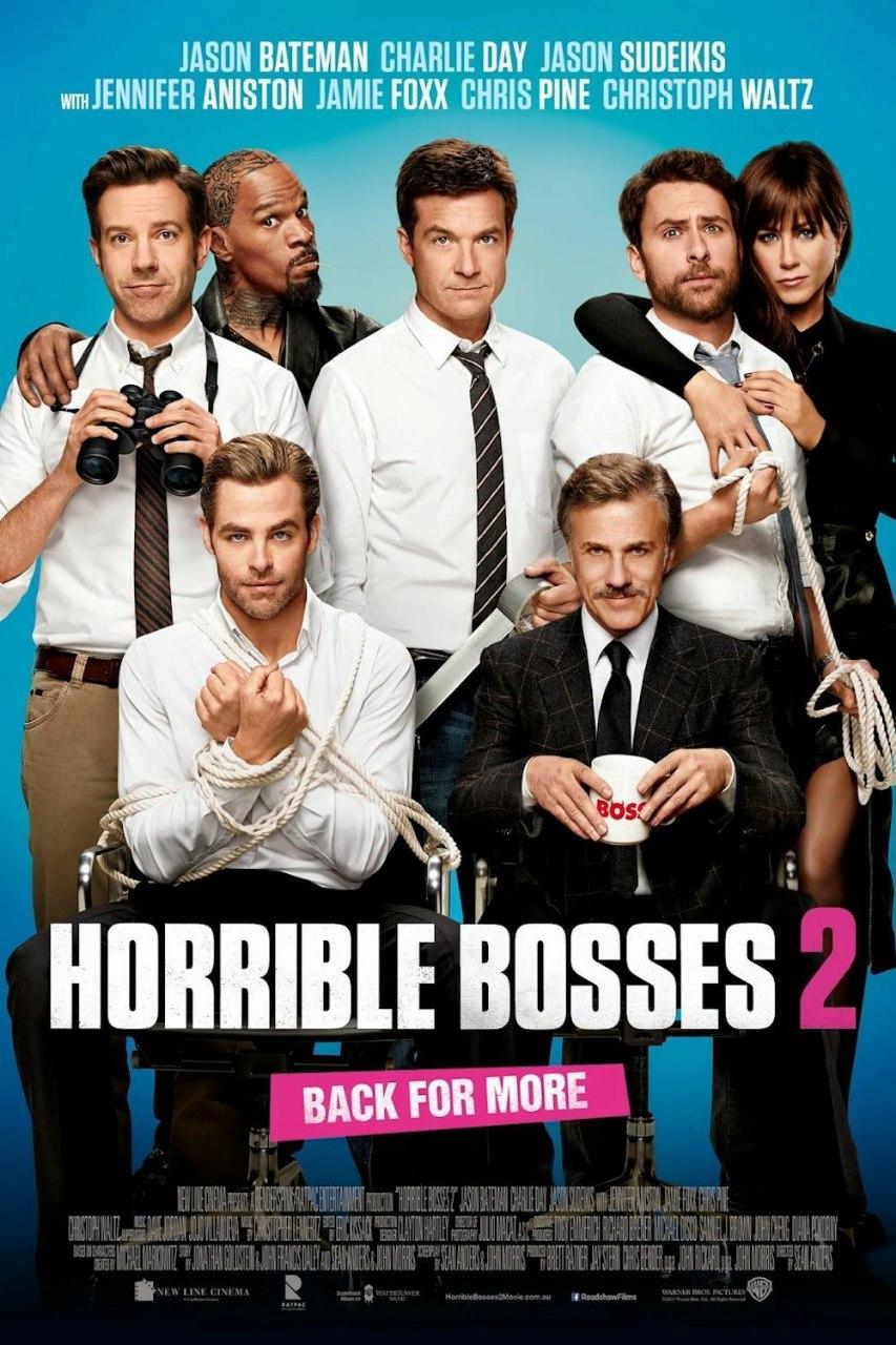 رئیس های وحشتناک 2 | Horrible Bosses 2 2014