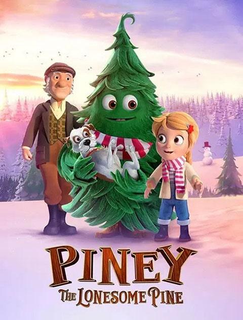 انیمیشن پاینی: درخت تک و تنها دوبله فارسی Piney: The Lonesome Pine 2019