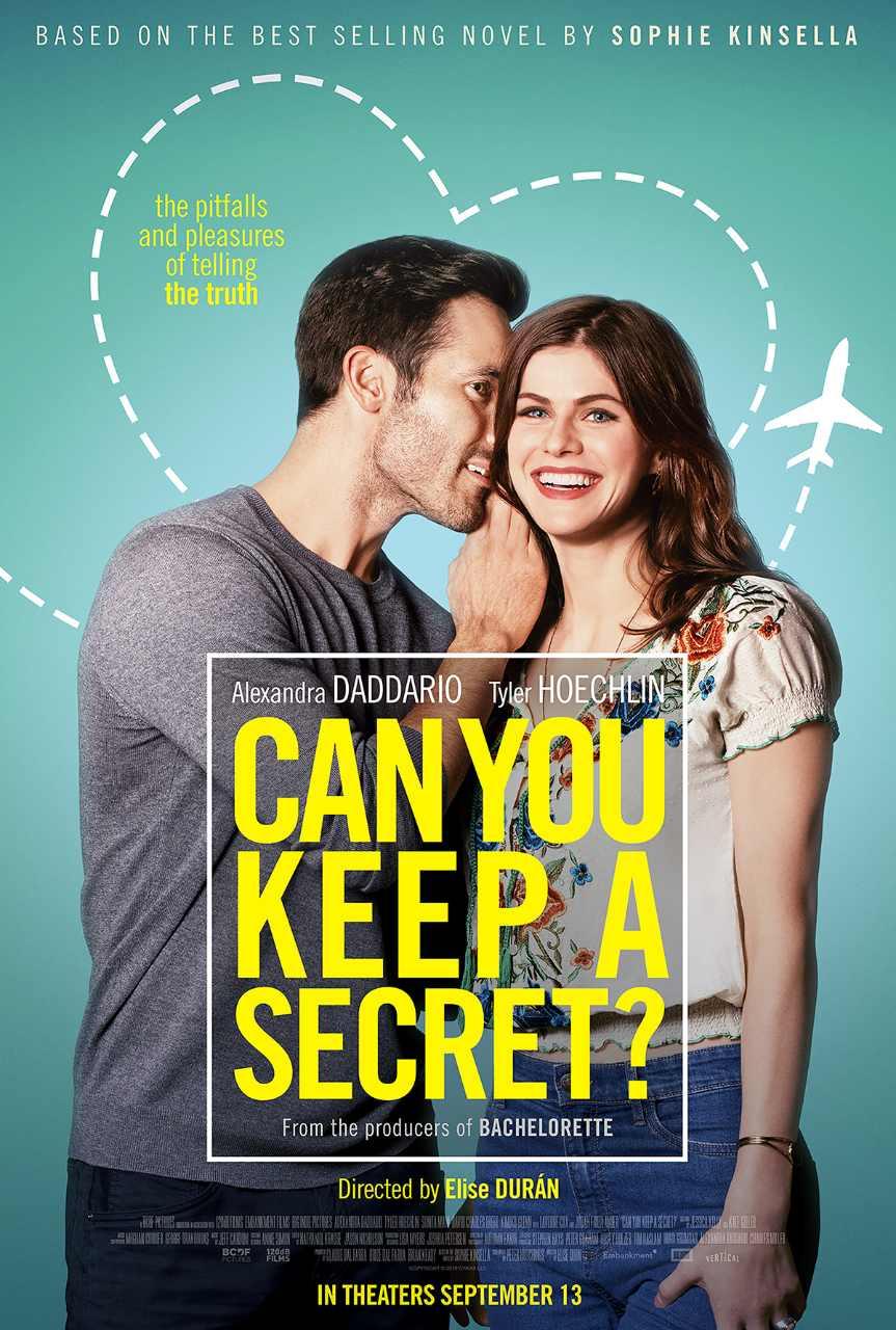 دانلود فیلم (can you keep a secret (2019 با دوبله فارسی