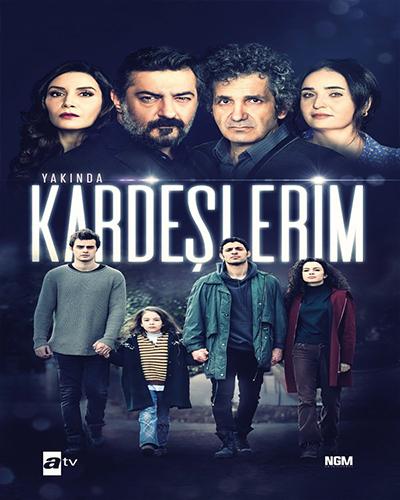 دانلود سریال ترکی  برادر و خواهرانم