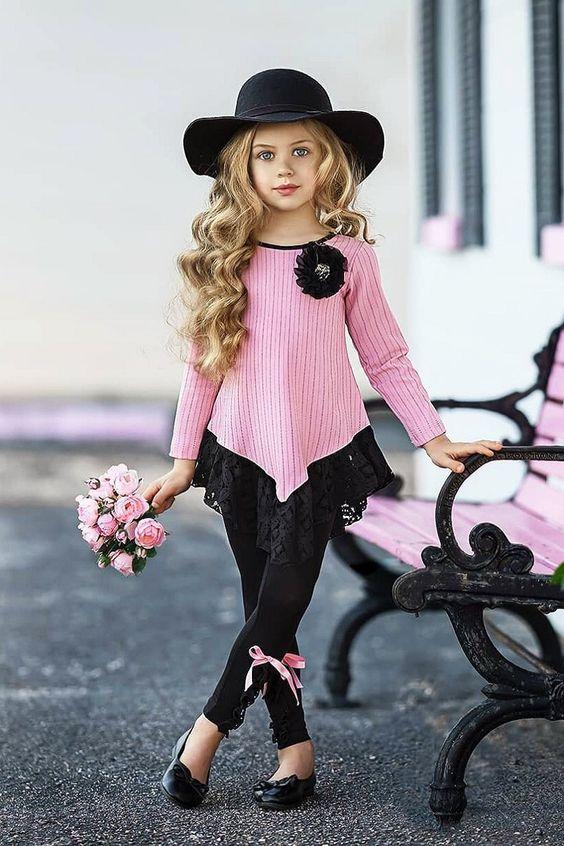 مدل لباس دختربچه عید 1400