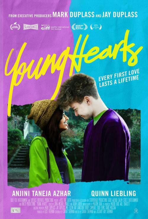 دانلود فیلم درام و عاشقانه Young Hearts 2021 با زیرنویس فارسی چسبیده