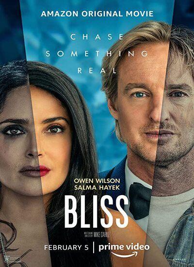 فیلم خوشحالی دوبله فارسی Bliss 2021
