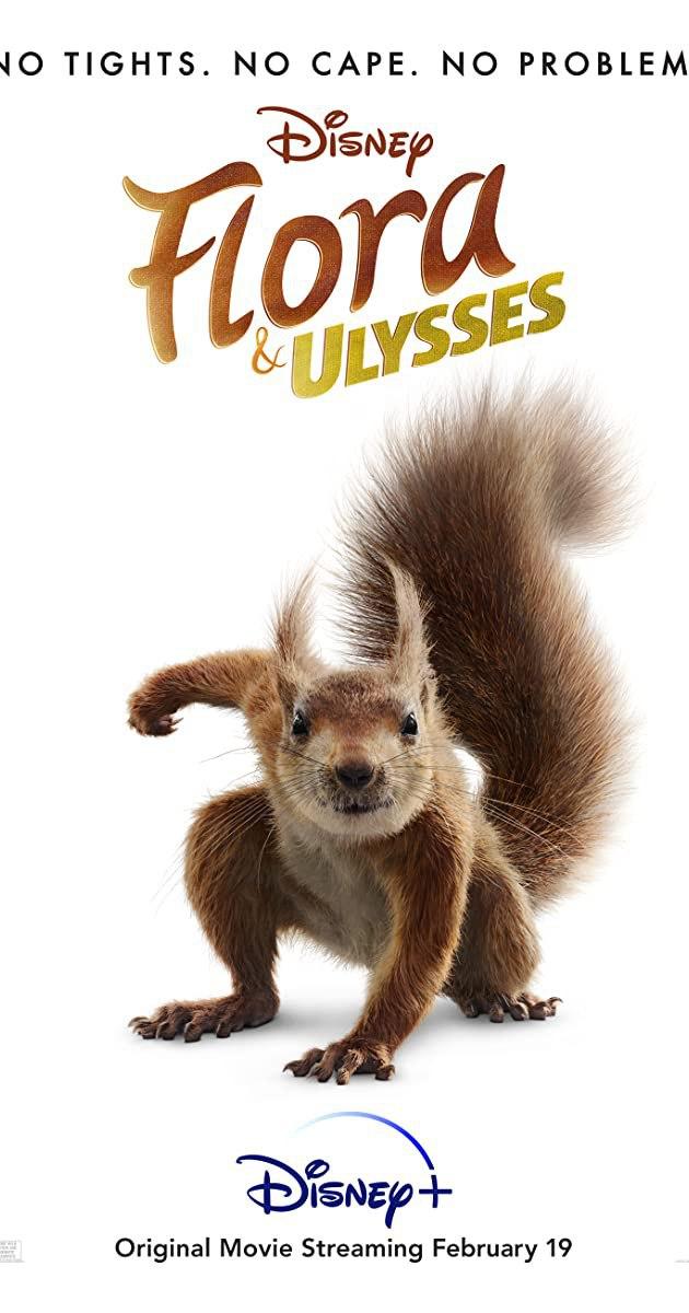 دانلود فیلم کمدی Flora And Ulysses 2021 با زیرنویس فارسی چسبیده