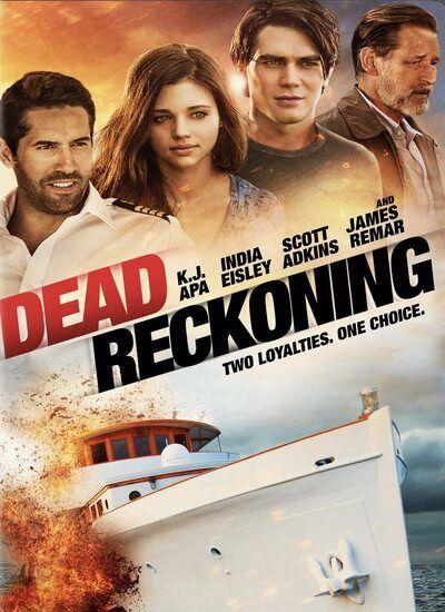فیلم موقعیت یابی کورکورانه دوبله فارسی Dead Reckoning 2020