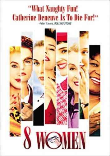 دانلود فیلم جنایی ۸ زن با زیرنویس فارسی چسبیده