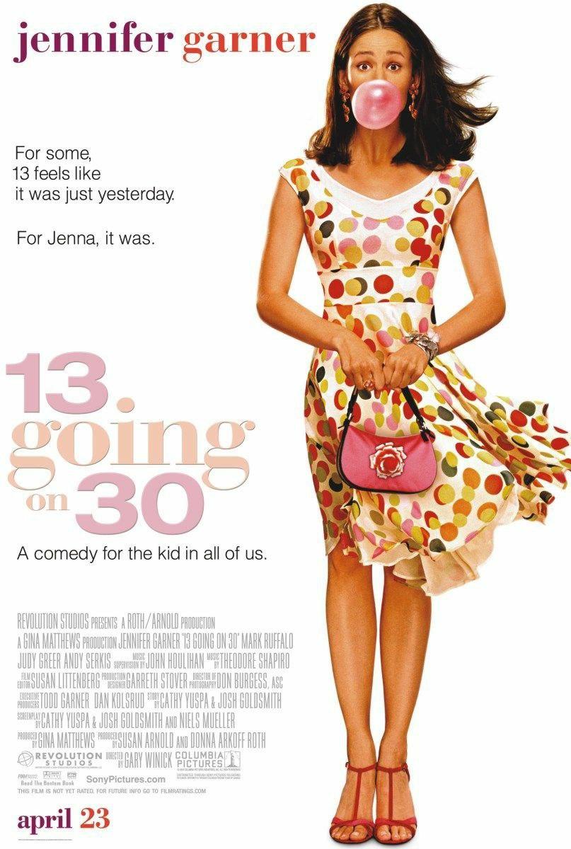 رفتن از 13 به 30 | 13 Going on 30 2004