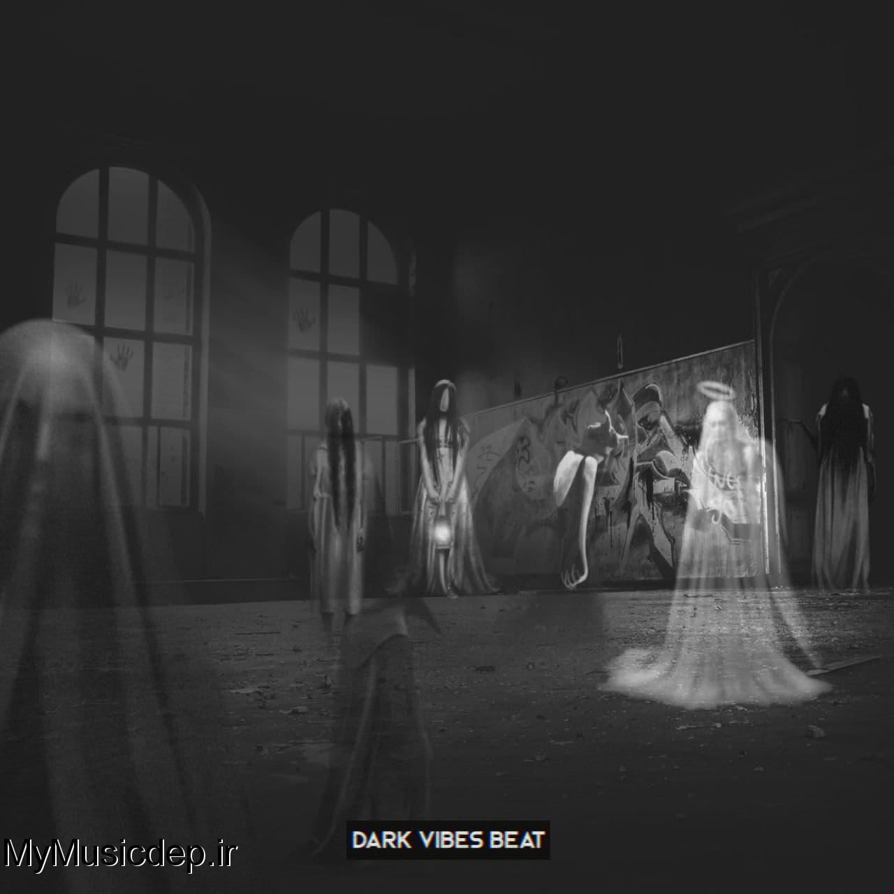 دانلود اینسترومنتال Dark Vibes Beat به نام Nightmare