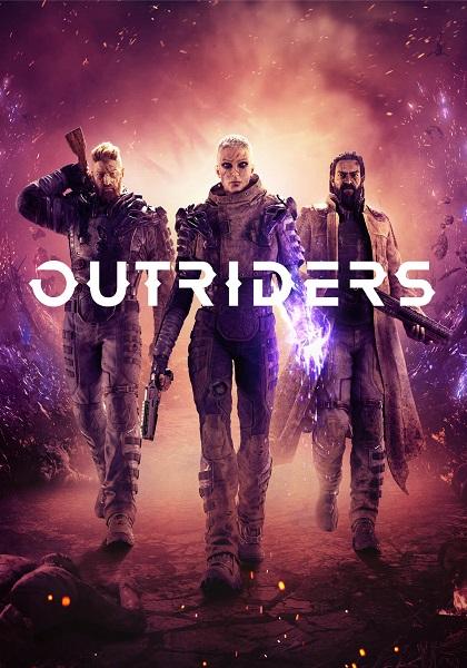 دانلود بازی OUTRIDERS برای کامپیوتر